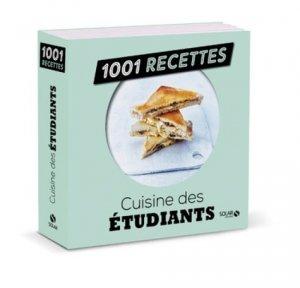Cuisine des étudiants - Solar - 9782263158698 -