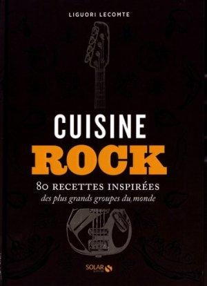 Cuisine rock - solar - 9782263162299 -