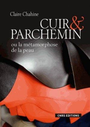 Cuir et parchemin - cnrs - 9782271076861 -