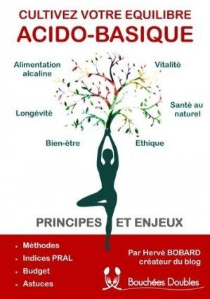 Cultivez votre équilibre acido-basique. Principes et enjeux - Books on Demand Editions - 9782322166770 -