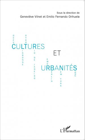 Cultures et urbanités - l'harmattan - 9782343059198 -