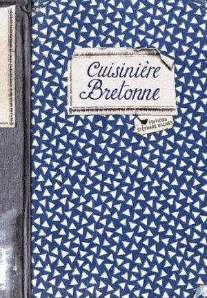 Cuisinière bretonne - les cuisinières sobbollire - 9782357520905 -