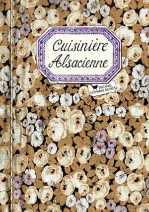 Cuisinière alsacienne - les cuisinières sobbollire - 9782357521094 -