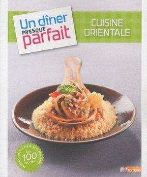Cuisine orientale - m6  - 9782359850390 -