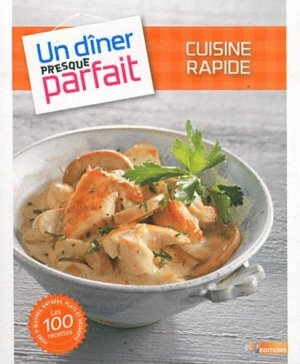 Cuisine rapide - m6  - 9782359850697 -