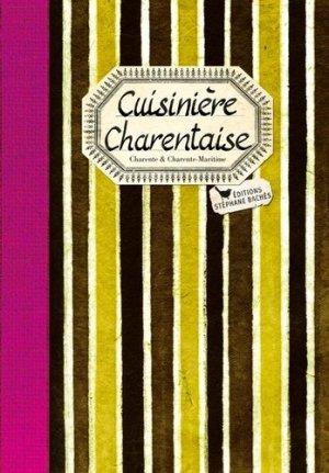 Cuisinière Charentaise - les cuisinières sobbollire - 9782368420270 -