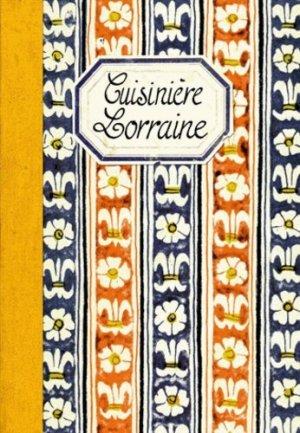 Cuisinière Lorraine - les cuisinières sobbollire - 9782368420324 -