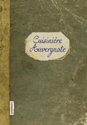 Cuisinière auvergnate - les cuisinières sobbollire - 9782368420607 -