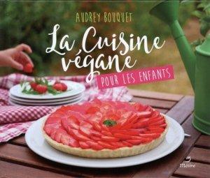 Cuisine végane pour les enfants - Editions Métive - 9782371090903 -