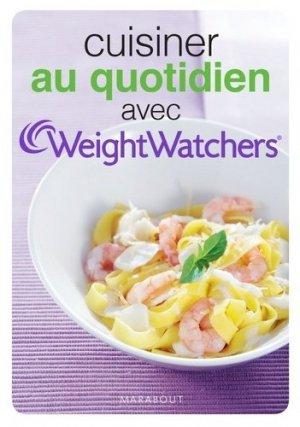 Cuisine au quotidien Weight Watchers - marabout - 9782501088046 -