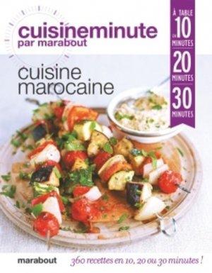 Cuisine marocaine - Marabout - 9782501093200 -