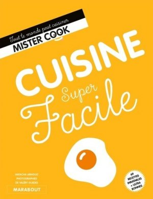 Cuisine super facile - Marabout - 9782501115094 -