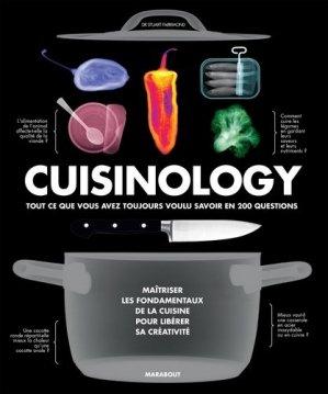 Cuisinology - marabout - 9782501116749 -