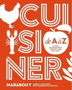 Cuisiner de A à Z - Marabout - 9782501116800 -