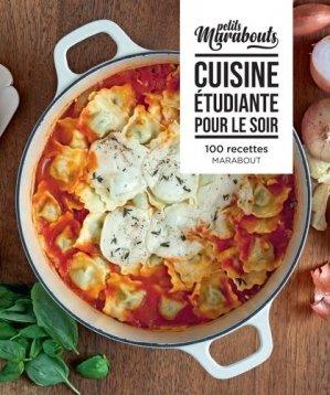 Cuisine étudiante pour le soir - Marabout - 9782501142281 -