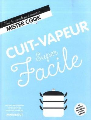Cuit-vapeur super facile - marabout - 9782501142359 -