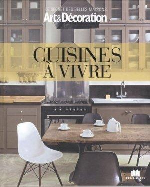 Cuisines à vivre - massin - 9782707207852 -