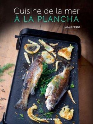 Cuisine de la mer à la plancha - Ouest-France - 9782737377532 -