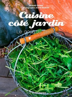 Cuisine côté jardin - ouest-france - 9782737378379 -