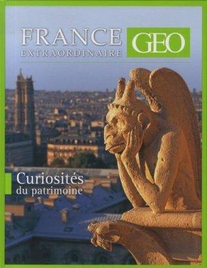 Curiosités du patrimoine - prisma - 9782810419982 -