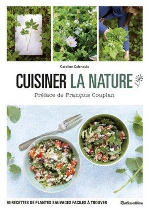Cuisiner la nature - rustica - 9782815313452 -