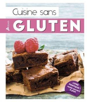 Cuisine sans gluten - artemis - 9782816012736 -