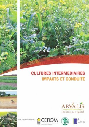 Cultures intermédiaires - arvalis - 9782817900384 -