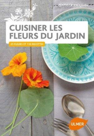 Cuisiner les fleurs du jardin - ulmer - 9782841388639 -