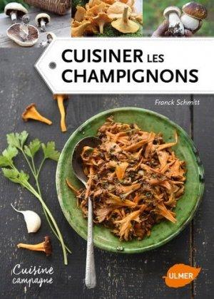 Cuisiner les champignons - ulmer - 9782841388752 -