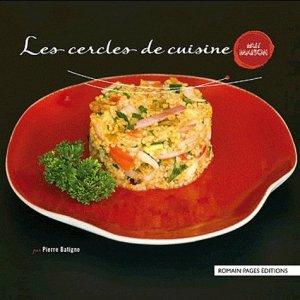 Cuisine avec les cercles - Romain Pages - 9782843503726 -
