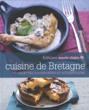 Cuisine de Bretagne - Marie Claire Editions - 9782848315928 -