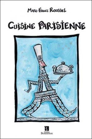 Cuisine parisienne - Christine Bonneton - 9782862536071 -