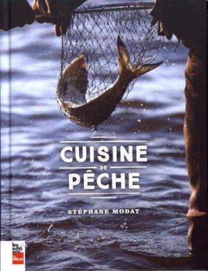 Cuisine de pêche - la presse - 9782897058289 -