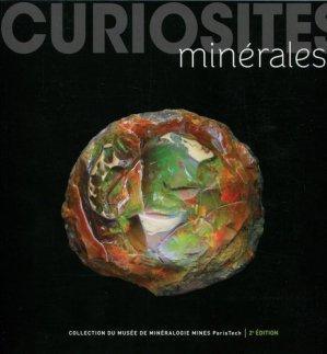 Curiosités minérales - omniscience - 9782916097855 -