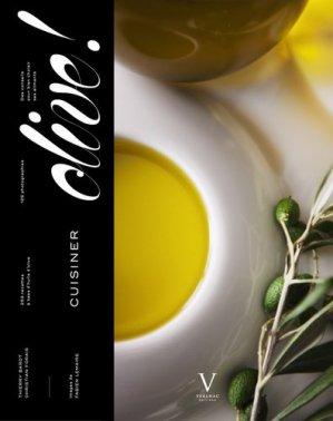 Cuisinez olive ! - Verlhac - 9782916954318 -