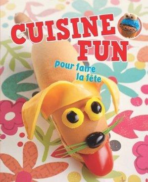 Cuisine fun pour faire la fête - NGV - 9783625008804 -