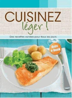 Cuisinez léger - NGV - 9783625170150 -