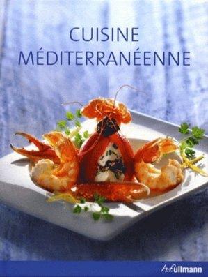 Cuisine méditerranéenne - ullmann - 9783848000067 -