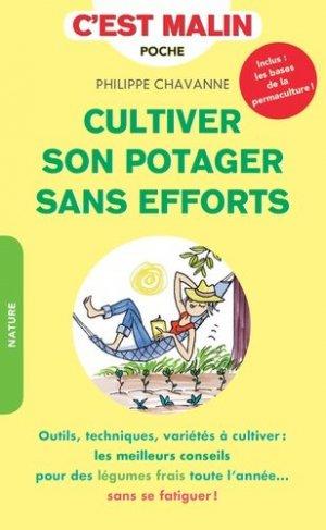 Cultiver son potager sans efforts, c'est malin - leduc - 9791028509477 -