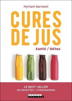 Cures de jus santé/détox - leduc - 9791028516574 -