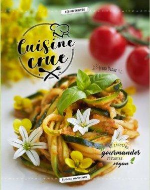 Cuisine crue - marie claire - 9791032303436 -