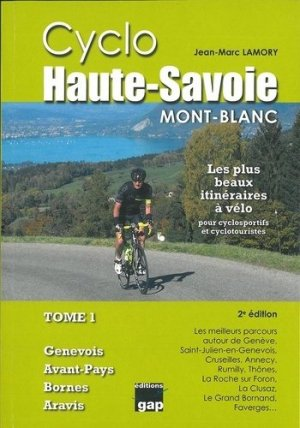 Cyclo Haute-Savoie Mont-Blanc - gap - 9782741706120 -
