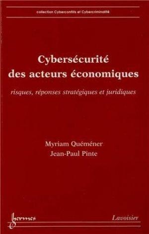 Cybersécurité des acteurs économiques - hermès / lavoisier - 9782746239159 -