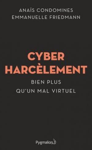 Cyberharcèlement - pygmalion - 9782756428888 -