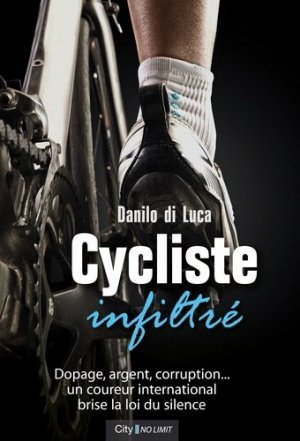 Cycliste infiltré - city - 9782824610047 -