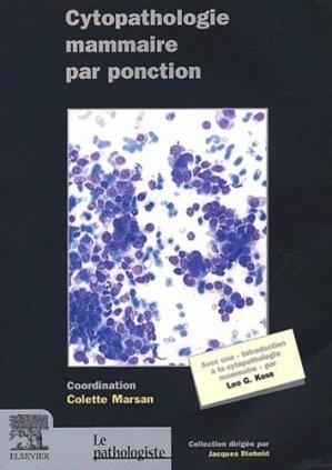 Cytopathologie mammaire par ponction - elsevier / masson - 9782842991760 -