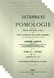 Dictionnaire de pomologie (6 volumes) - naturalia publications - 2223618948191 -