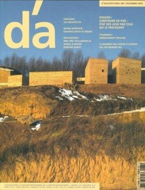 D'Architectures n°285 - revue d'architecture - 3663322111853 -