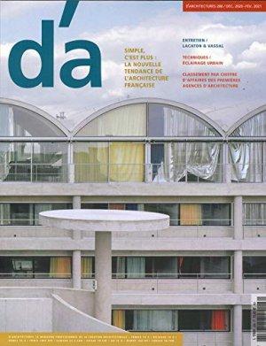 D'Architectures n°286 - sea editeurs - 3663322111860 -