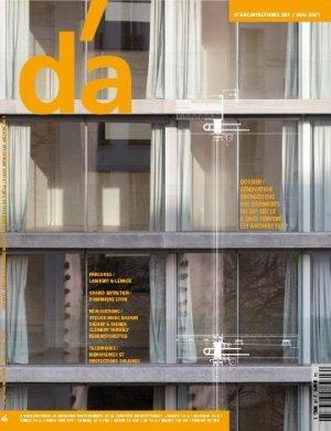 D'Architectures n°289, mai 2021 - revue d'architectures - 3663322114779 -